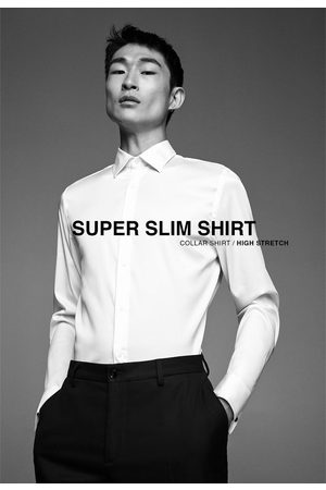 Camisa básica superslim