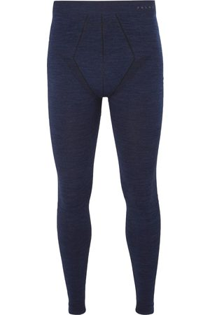 Falke Stretch Virgin Wool-Blend Thermal Ski Tights