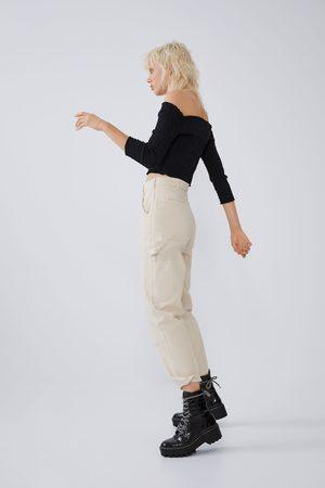 Zara Calças cargo