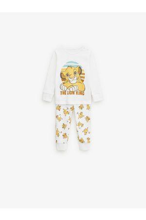 Zara Pijama o rei leão ©disney
