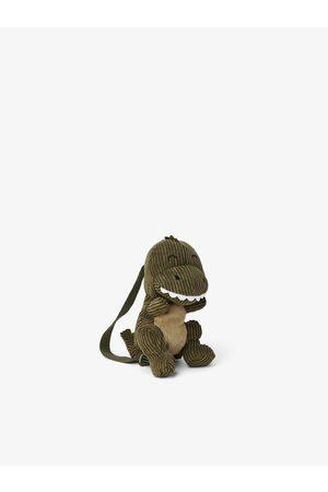 Zara Mochila com forma de dinossauro