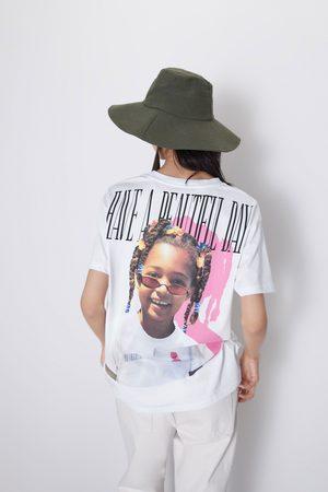 Zara T-shirt estampada