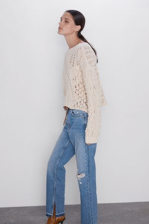 Zara Senhora Retos - Jeans z1975 hi-rise straight
