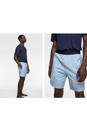 Zara Pack pijama combinado riscas