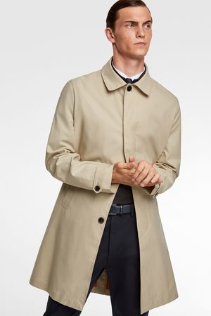 Zara Trench water repellent traveler