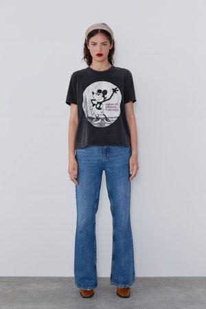 Zara Camiseta licença mickey ©disney