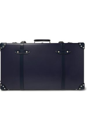"Globetrotter 30"" Leather-trimmed Trolley Case"