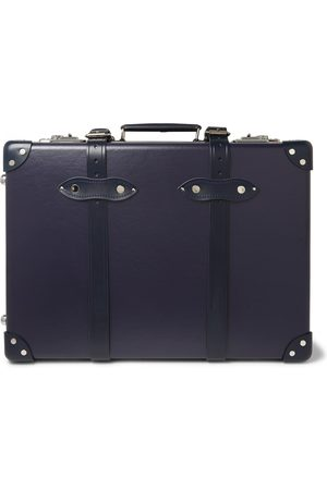 "Globetrotter Homem Trolleys & Malas de Viagem - 20"" Leather-trimmed Carry-on Suitcase"