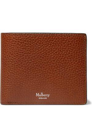 MULBERRY Homem Bolsas & Carteiras - Full-Grain Leather Billfold Wallet