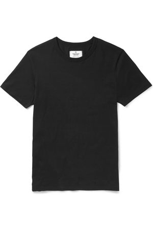 Reigning Champ Homem T-shirts - Ring-spun Cotton-jersey T-shirt