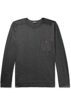 Zimmerli Homem Pijamas - Cotton And Modal-blend Pyjama T-shirt
