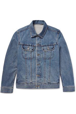 A.P.C Homem Casacos - Denim Jacket
