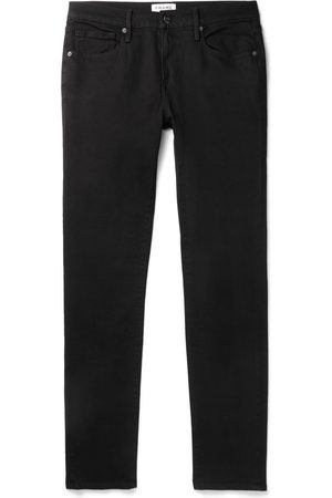Frame L'homme Skinny-fit Stretch-denim Jeans