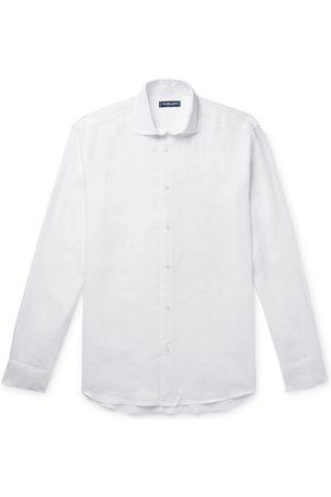 Frescobol Carioca Homem Formal - Linen Shirt