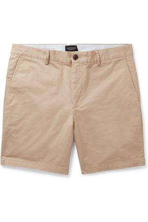 CLUB MONACO Homem Calções - Baxter Cotton-blend Twill Shorts