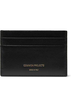 COMMON PROJECTS Homem Bolsas & Carteiras - Textured-Leather Cardholder