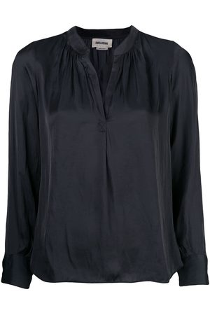 Zadig & Voltaire Tink tunic blouse