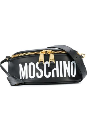 Moschino Logo print belt bag
