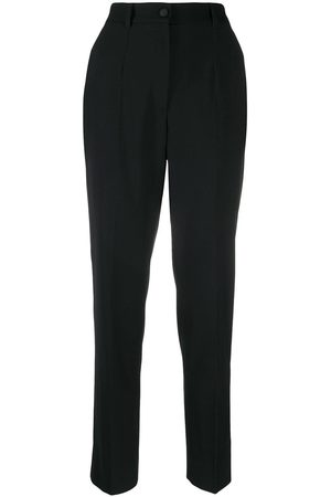 Dolce & Gabbana Tailored straight-leg trousers
