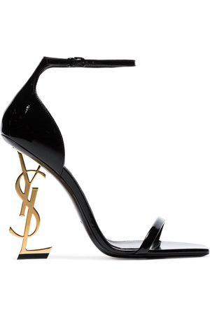 Opyum 110mm YSL heel sandals