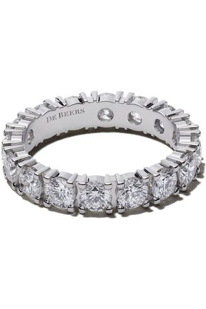 De Beers DB Classic Full Eternity diamond 3.5mm band