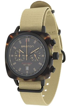 Briston Clubmaster Sport Safari watch