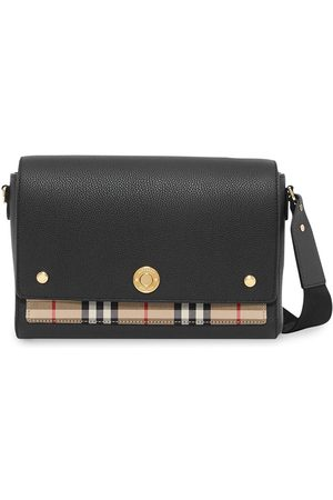 Burberry Vintage Check panel crossbody