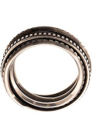 WERKSTATT:MÜNCHEN Layered ring