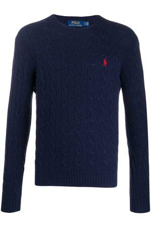 Polo Ralph Lauren Cable knit logo jumper