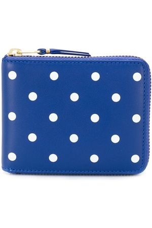 Comme Des Garçons Wallet Dotted pattern wallet