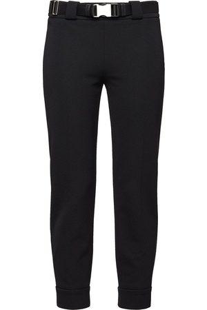 Prada Zip detail trousers