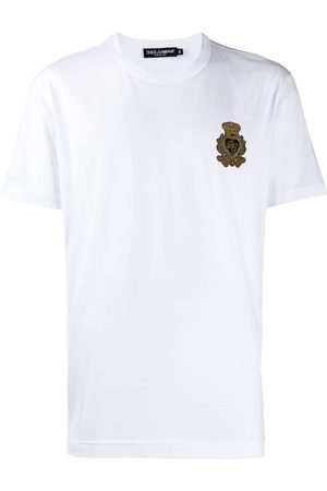 Dolce & Gabbana Embroidered motif T-shirt
