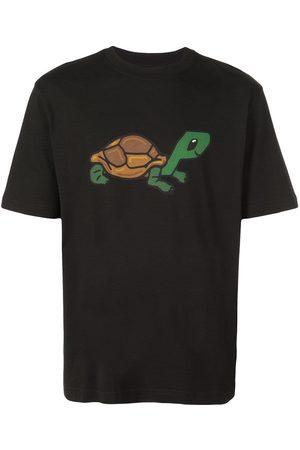 PALACE Homem T-shirts & Manga Curta - Purtle T-shirt