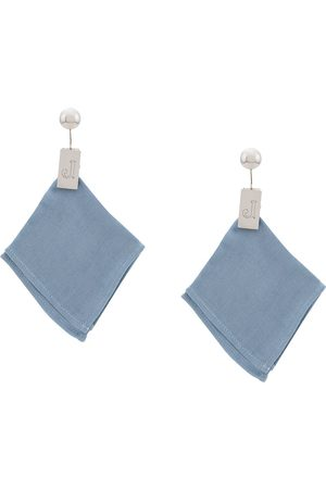 Jacquemus Cloth style earrings