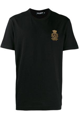 Dolce & Gabbana Embroidered motif T-shirt