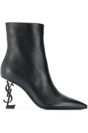 Saint Laurent Senhora Botins - Opyum 85 ankle boots