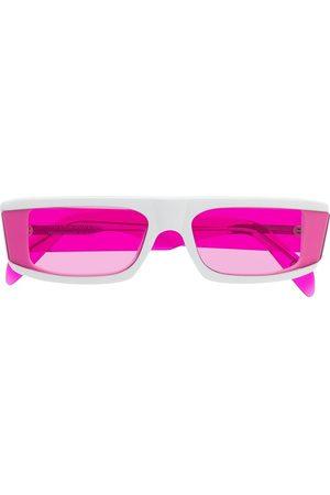 Retrosuperfuture Rectangular frame sunglasses