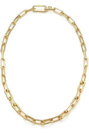 Monica Vinader Alta Capture Charm necklace