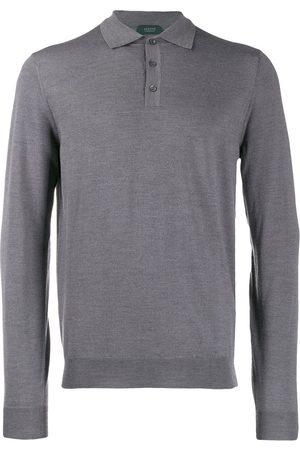 ZANONE Stretch polo shirt