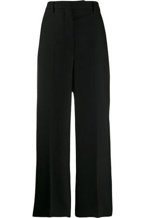 Prada High waisted tailored trousers