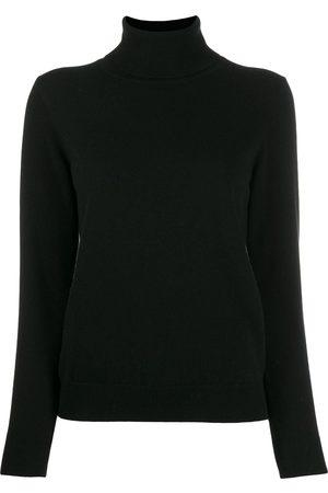 N.PEAL Senhora Camisolas - Polo neck sweater