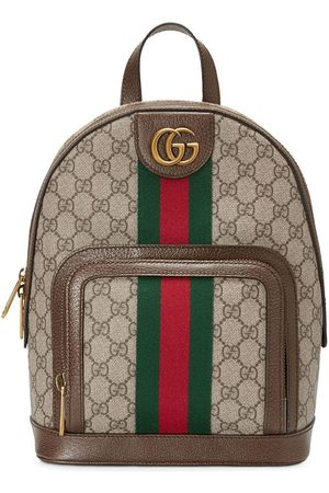 Gucci Homem Mochilas - Ophidia GG small backpack