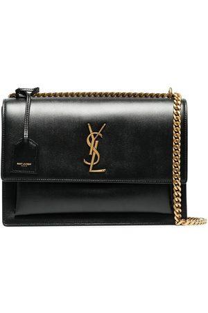 Saint Laurent Medium Sunset leather bag
