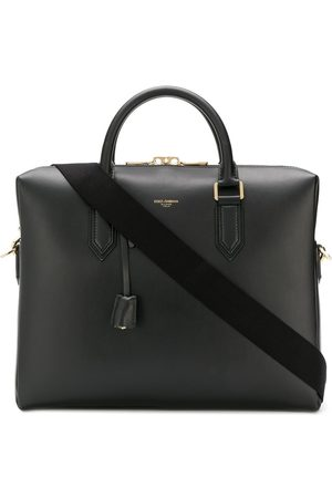 Dolce & Gabbana Homem Pastas Negócios & Laptop - Leather laptop bag