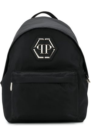Philipp Plein Satin-shell backpack