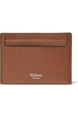 MULBERRY Full-grain Leather Cardholder