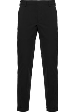 Prada Slim-fit twill trousers