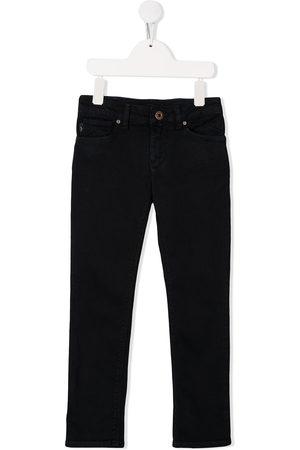 Emporio Armani Mid-rise skinny jeans