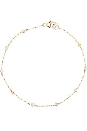 Dana Rebecca Designs 14kt Lulu Jack diamond bezel bracelet