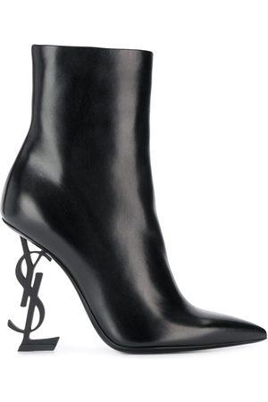 Saint Laurent Opyum 105 ankle boots